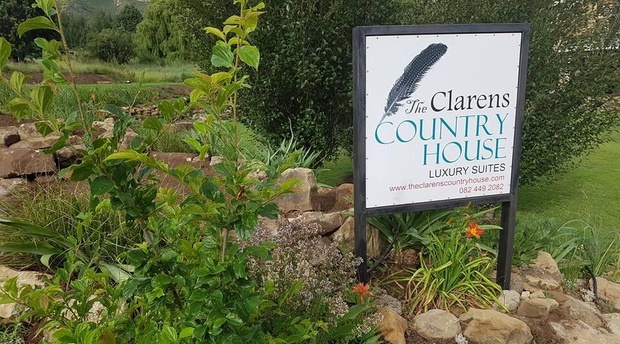 Clarens Country House Welcome